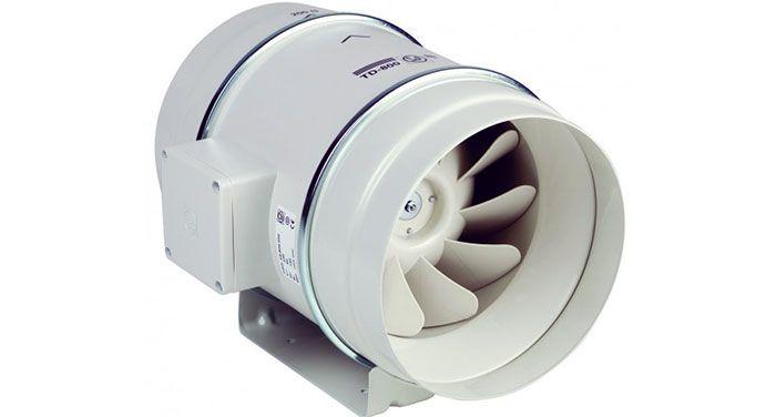 Канальный вентилятор
