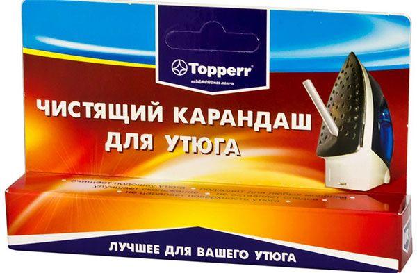 Карандаш для очистки керамического утюга